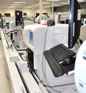 Total Laboratory Automation in Clinical Laboratories